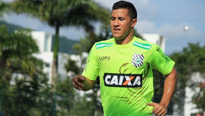 michael ortega figueirense (Foto: Luiz Henrique / FFC)