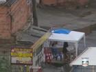 Imagens mostram mais um ponto de venda de drogas na Maré, Rio