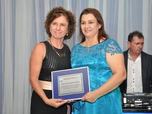 Vera Pereira, diretora executiva do STC (Foto: Zé Rodrigues/TV Tapajós)