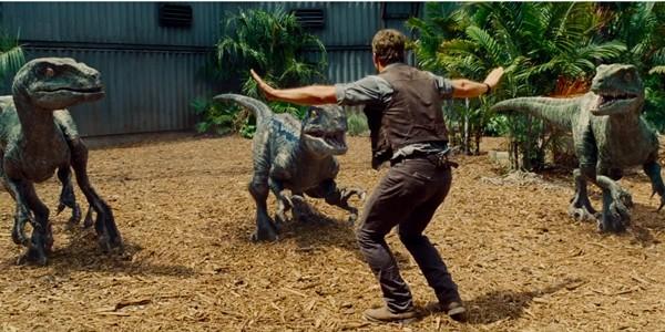 Cena do reboque de 'Mundo Jurássico: O Mundo dos Dinossauros' (Foto: Reprodução)