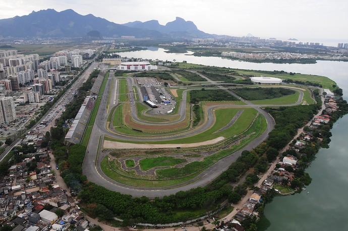 Autódromo de Jacarepaguá Rio de Janeiro junho 2012 (Foto: Duda Bairros / Stock Car)