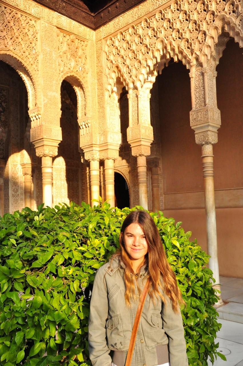 Alhambra, na Espanha (Foto: Reprodução/Dreamtime Traveler)