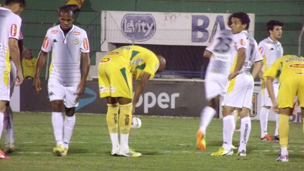 Mirassol x São Bernardo, pela Copa Paulista (Foto: Vinicius de Paula / Agência Mirassol FC)