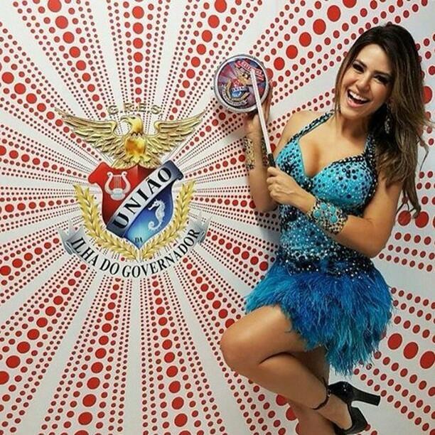 Tânia Oliveira (Foto: Reprodução/Instagram)