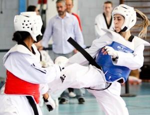 Amapaense integra a seleção técnica brasileira de taekwondo no Grand Prix (Foto: Reprodução/Facebook)
