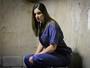 Vanessa Alcântara faz ensaio inspirado em 'Supermax'