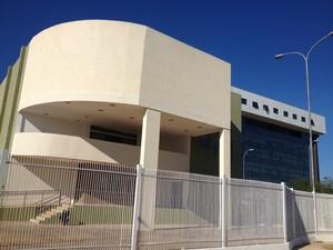 Anexo Teatro Guaporé foi inaugurado em 20 de junho, em Porto velho (Foto: Gaia Quiquiô/G1)