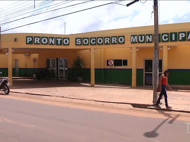 Por falta de recursos, prefeitura decide fechar hospitais em Bacabal (Foto: Reprodução/TV Mirante)