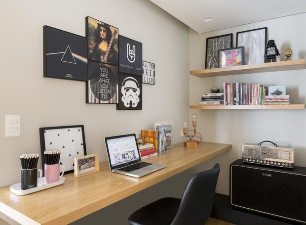 apartamento de 100 m reinventado para abrigar paix es dos moradores casa e jardim arquitetura. Black Bedroom Furniture Sets. Home Design Ideas