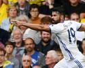Diego Costa marca no fim, e Chelsea vence o Watford de virada por 2 a 1