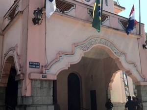 Prefeitura de Teresópolis (Foto: Lílian Quaino/G1)