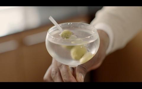 Como preparar um Martini diferente