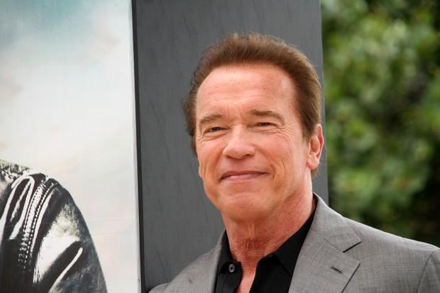 Arnold Schwarzenegger (Foto: Graça Paes/ Foto Rio News)