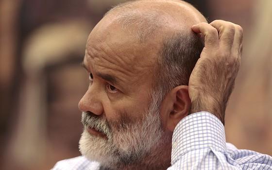 João Vaccari Neto, ex-tesoureiro do PT (Foto: Jorge William / Agência O Globo)