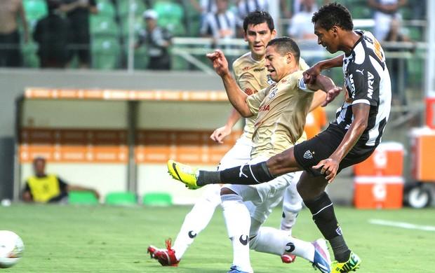 Jô jogo Atlético-MG contra Zamora Libertadores (Foto: Bruno Cantini / Site Oficial do Atlético-MG)