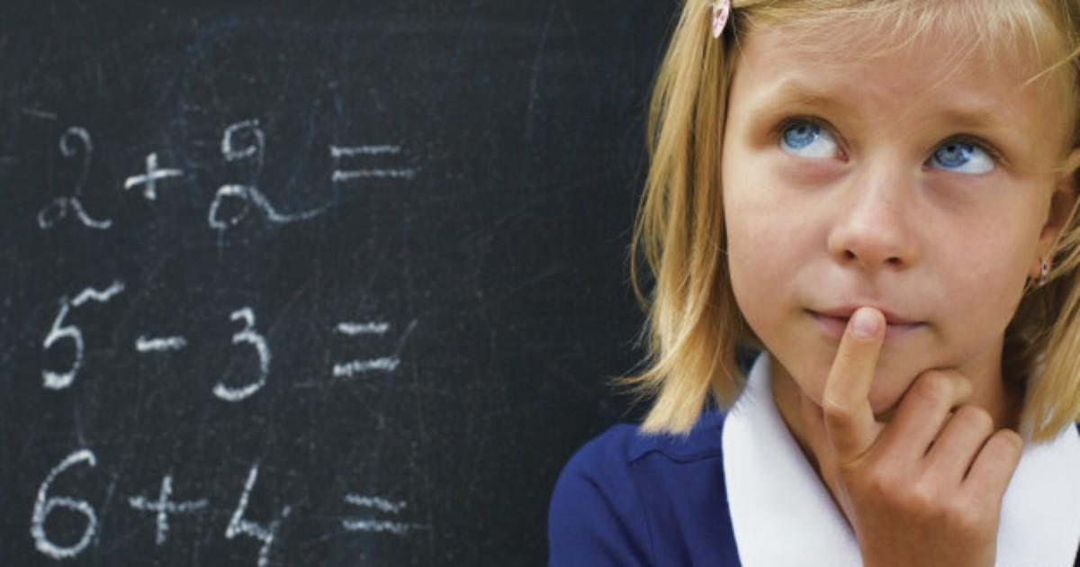 Estudo liga falta de hormônio na gestação a crianças ruins de matemática