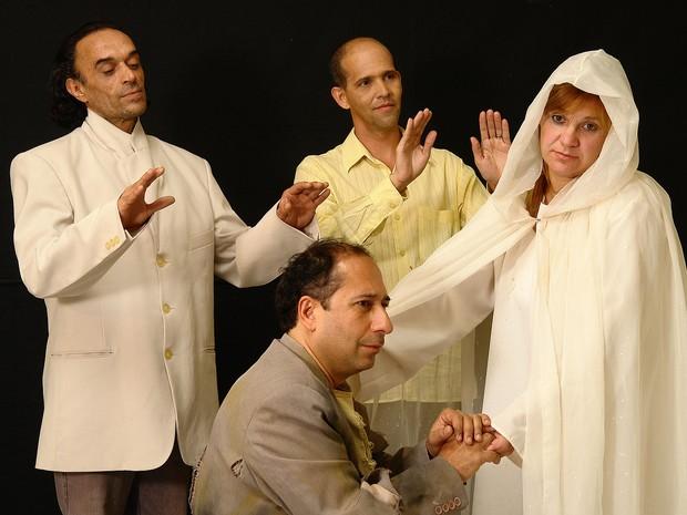 Espetáculo 'E a vida continua' chega a Salvador em outubro, Bahia (Foto: Divulgação)