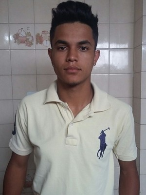 Rafael teve prova marcada a 270km e perdeu Enem (Foto: Arquivo Pessoal/ Talita Oliveira)