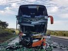 Casal de idosos morre e 28 pessoas ficam feridas em acidente na BR-153