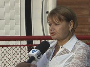 Diretora de saúde básica de São Vicente fala sobre as novidades da unidade (Foto: Reprodução/TV Tribuna)