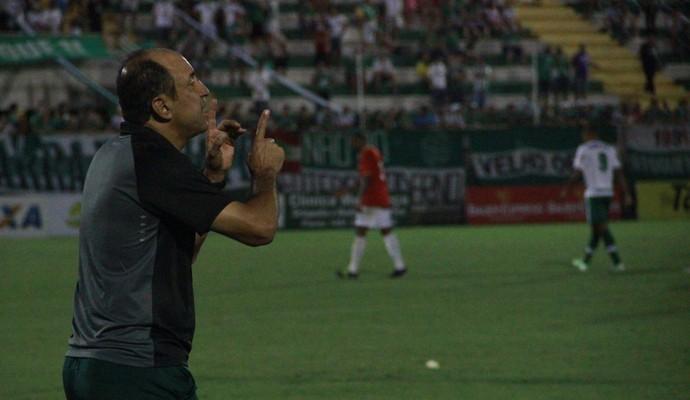 Eutrópio Chapecoense contra Inter de Lages (Foto: Cleberson Silva/Chapecoense)