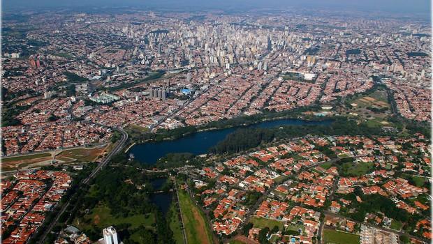 Campinas (Foto: Arthur Saraiva/ SP Turismo)
