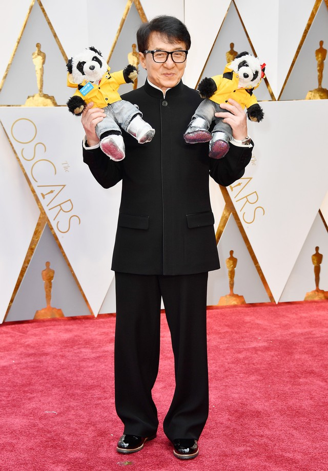 Jackie Chan (Foto: Getty Images)