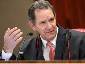 Ministro João Otávio Noronha, corregedor eleitoral do TSE. (Foto: Roberto Jayme/ASICS/TSE)