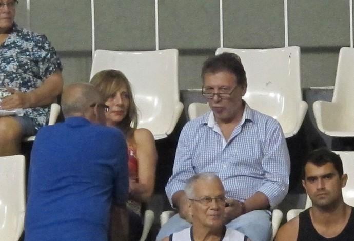 Magnano, Basquete Flamengo x Mogi Mirim (Foto: Thales Soares)