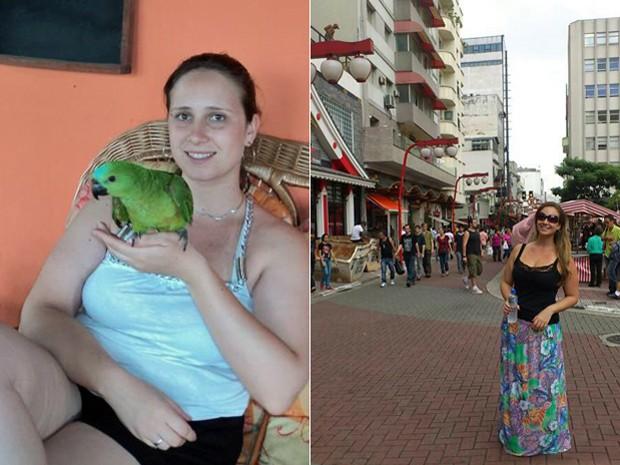 """""""Estou mais feliz, mais disposta e minha mãe está 100% curada"""", diz Luana, satisfeita (Foto: Arquivo pessoal)"""