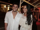 'Eles continuam juntos', diz assessoria de Bruno Gissoni sobre Yanna Lavigne