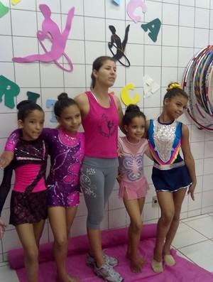 Atletas de MS que vão disputar torneio no ES (Foto: Divulgação/Funesp)