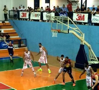 América Basquete x Franca, Campeonato Paulista (Foto: Divulgação / América Basquete)