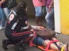 Colisão entre dois ônibus deixa 10 feridos no Centro de São Carlos, SP