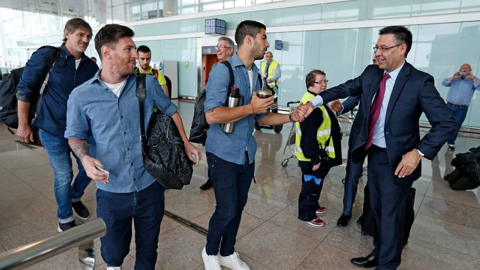 Barcelona viaja a Madri (Foto: MIGUEL RUIZ - FCB)