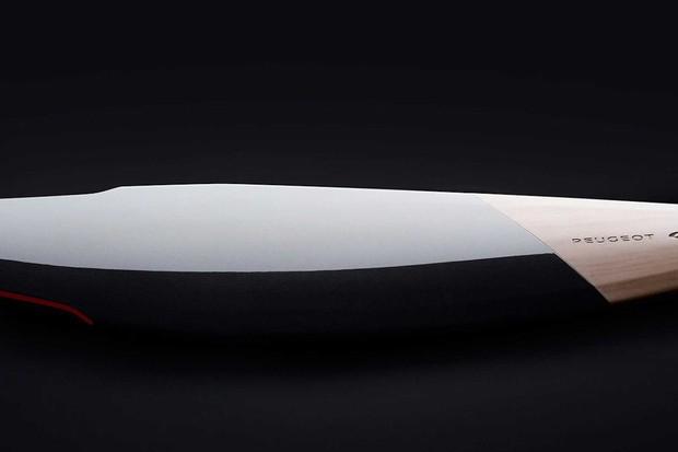 Peugeot Design Lab GTi Surfboard (Foto: Divulgação)