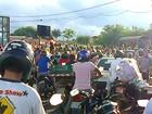 Moradores fazem manifestação e cobram agilidade em obra em MG
