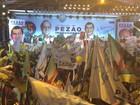 Candidatura de Pezão ao governo é oficializada em convenção do PMDB