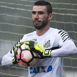 Vanderlei - Santos (Foto: Ivan Storti/Santos FC)