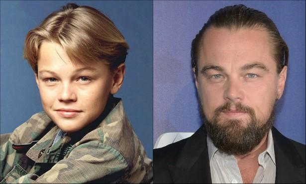 Leonardo DiCaprio. (Foto: Divulgação e Getty Images)