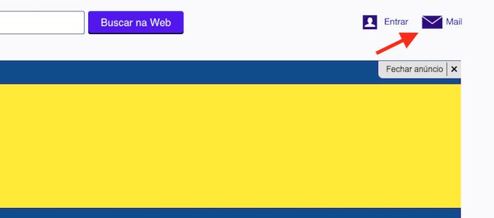 Acessando a página de cadastro do Yahoo Mail (Foto: Reprodução/Marvin Costa) (Foto: Acessando a página de cadastro do Yahoo Mail (Foto: Reprodução/Marvin Costa))