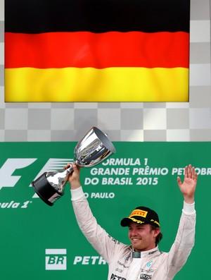 Nico Rosberg, GP do Brasil, Fórmula 1 (Foto: Getty Images)