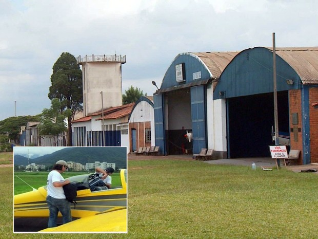 Colegas disseram que piloto de monomotor tinha experiência. (Foto: Ronaldo de Oliveira / Arquivo pessoal)