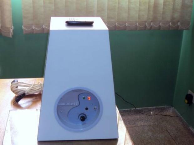 Presídios de MS recebem 35 detectores de metal nesta quarta-feira  (Foto: Divulgação/Agepen)