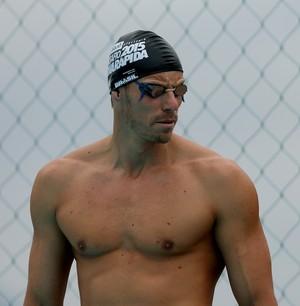 Deasfio Raia Rápida natação Roland Schoeman África do Sul (Foto: Satiro Sodré / SSPress)