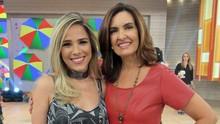 Wanessa revela o motivo de ter adotado novamente o 'Camargo' (Priscilla Massena/Gshow)