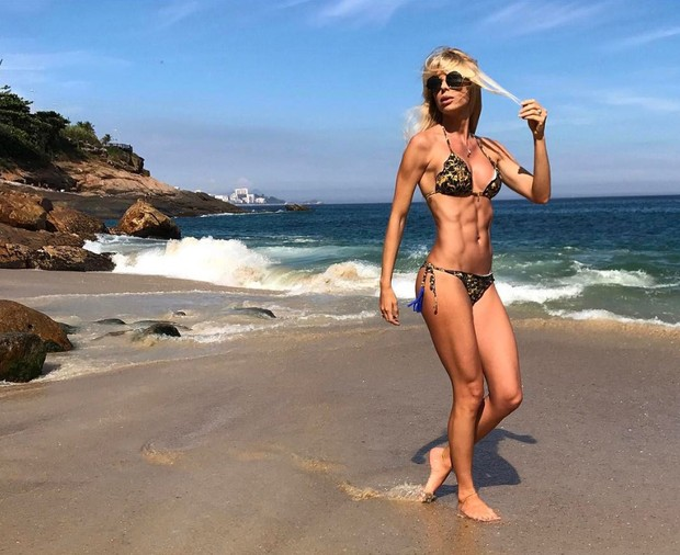 Caroline Bittencourt (Foto: Reprodução / Instagram)