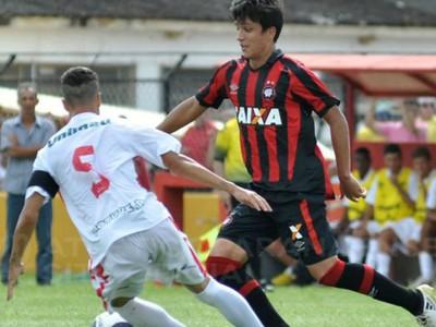 atlético-pr união rondonópolis copa sp futebol júnior (Foto: Fabio Wosniak/Atlético-PR)