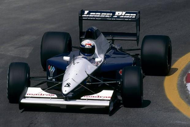 Amati ao volante do Brabham BT60B-Judd. (Foto: Reprodução)