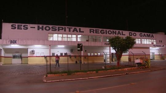 Enfermeira troca roupa suja em hospital do DF e derruba bebê que estava deitado